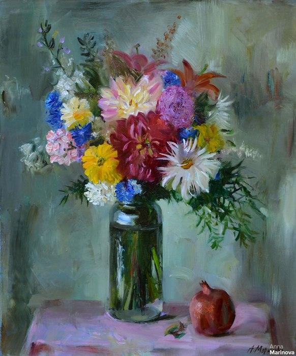 художник Анна Маринова картины – 10
