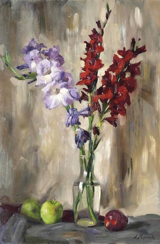 художник Анна Маринова картины – 15