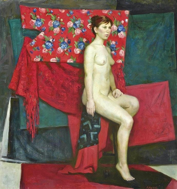 художник Анна Маринова картины – 35
