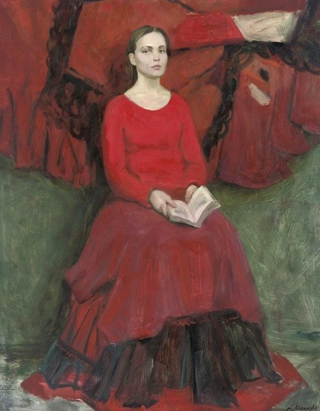 художник Анна Маринова картины – 37