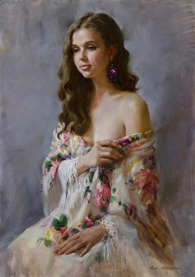 художник Анна Маринова картины – 41