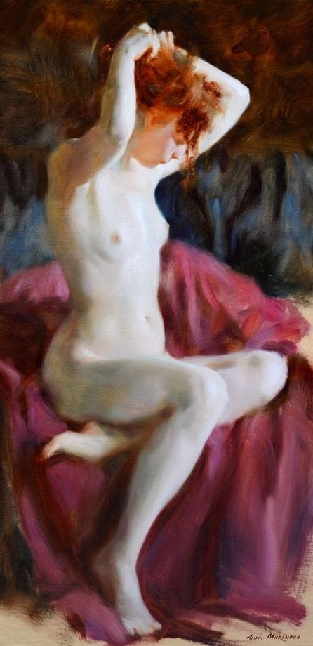 художник Анна Маринова картины – 43