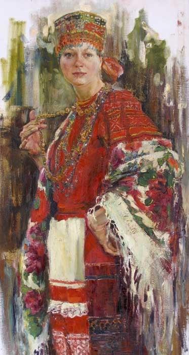 художник Анна Виноградова картины – 17