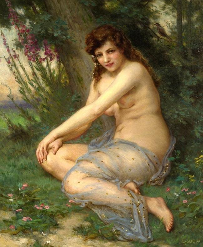 художник Гийом Синьяк (Guillaum Seignac) картины – 10