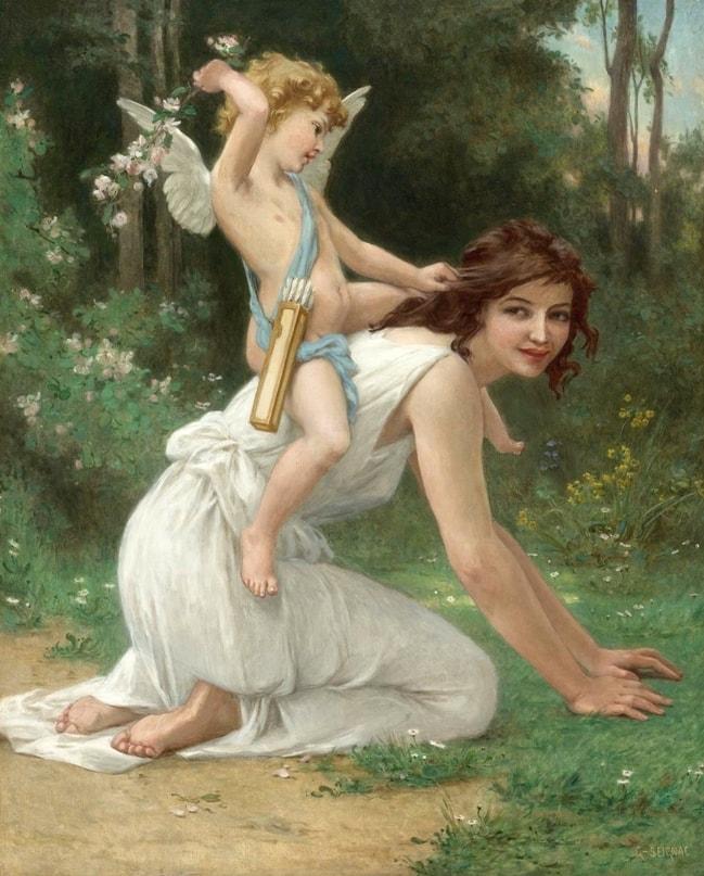 художник Гийом Синьяк (Guillaum Seignac) картины – 11