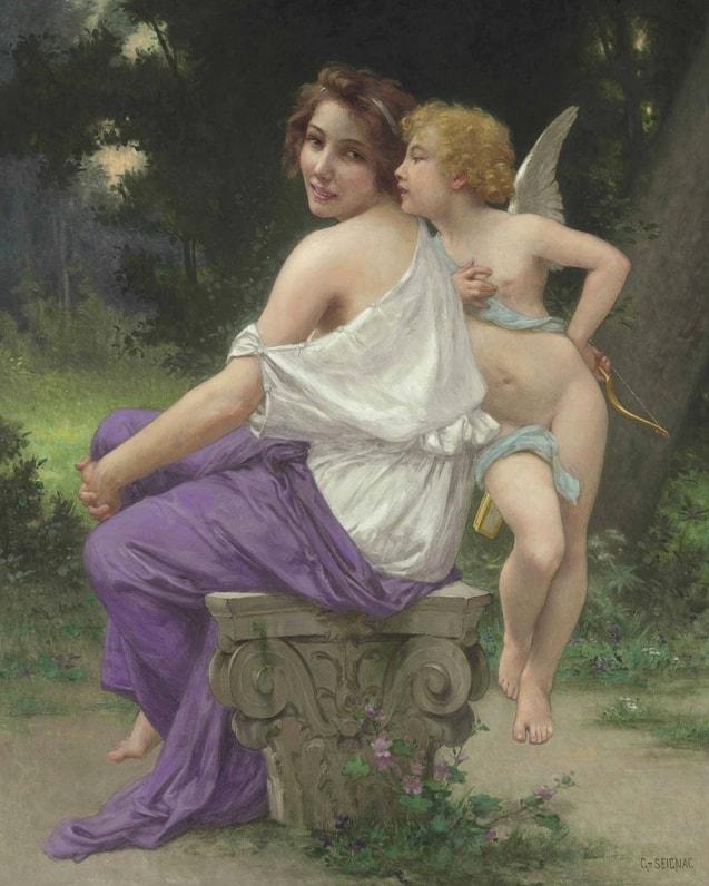 художник Гийом Синьяк (Guillaum Seignac) картины – 13
