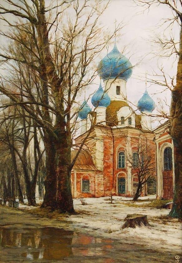 художник Олег Анастасов картины – 39