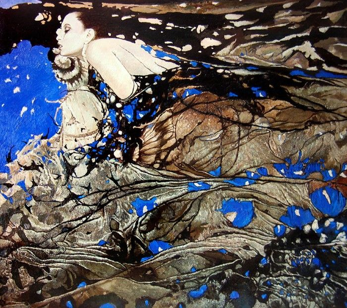 художник Станислав Крупп (Stanislaw Krupp) картины – 08