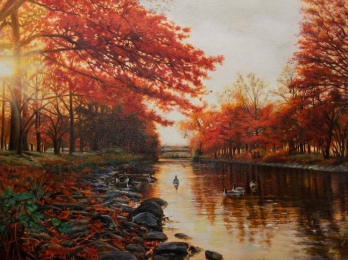 художник Савелий Камский картины – 16