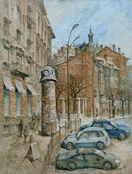 художник Владимир Тарасенко картины – 09