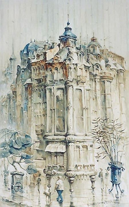 художник Владимир Тарасенко картины – 17