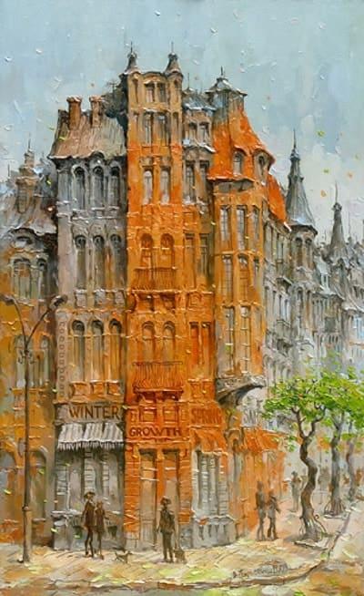 художник Владимир Тарасенко картины – 19