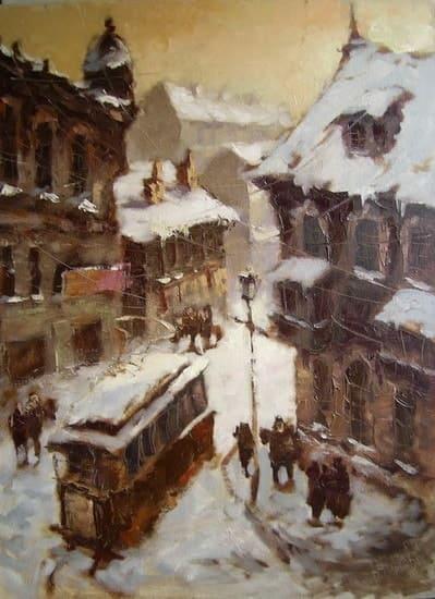 художник Владимир Чирков картины – 09