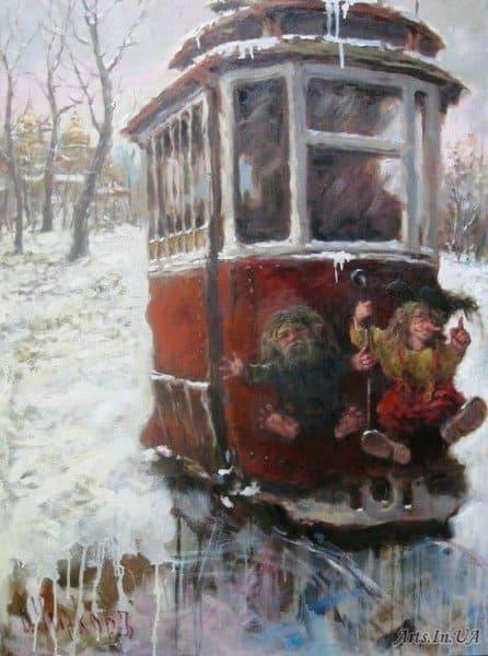 художник Владимир Чирков картины – 11