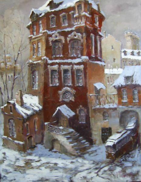 художник Владимир Чирков картины – 12
