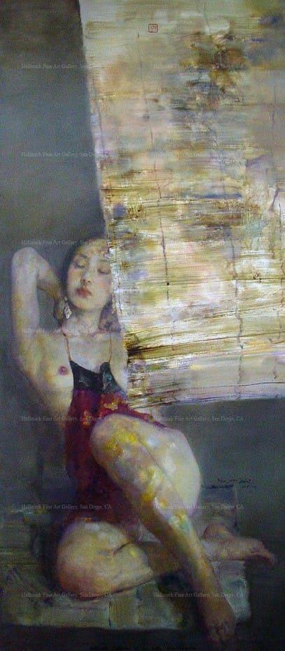художник Ху Джун Ди (Hu Jun Di) картины – 14