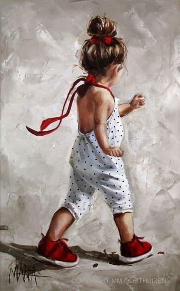 художник Мария Остхейзен (Maria Oosthuizen) картины – 10