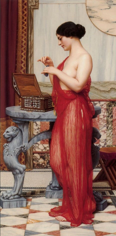 художник Джон Уильям Годвард (John William Godward) картины – 18