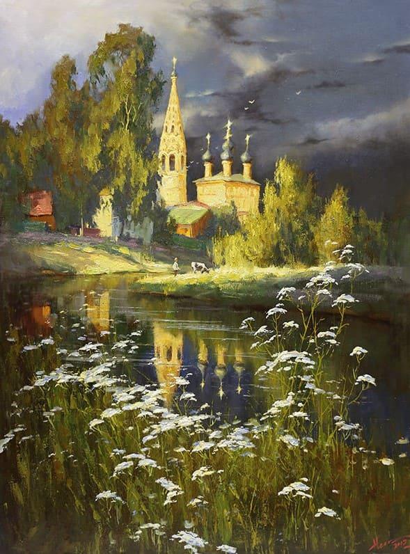 художник Степан Владимирович Нестерчук картины – 07