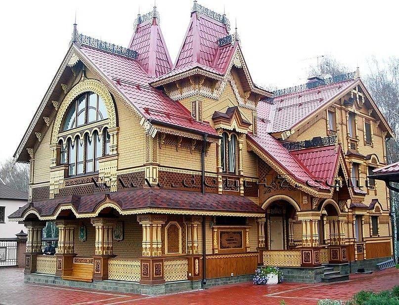 красивые дома фото - 03