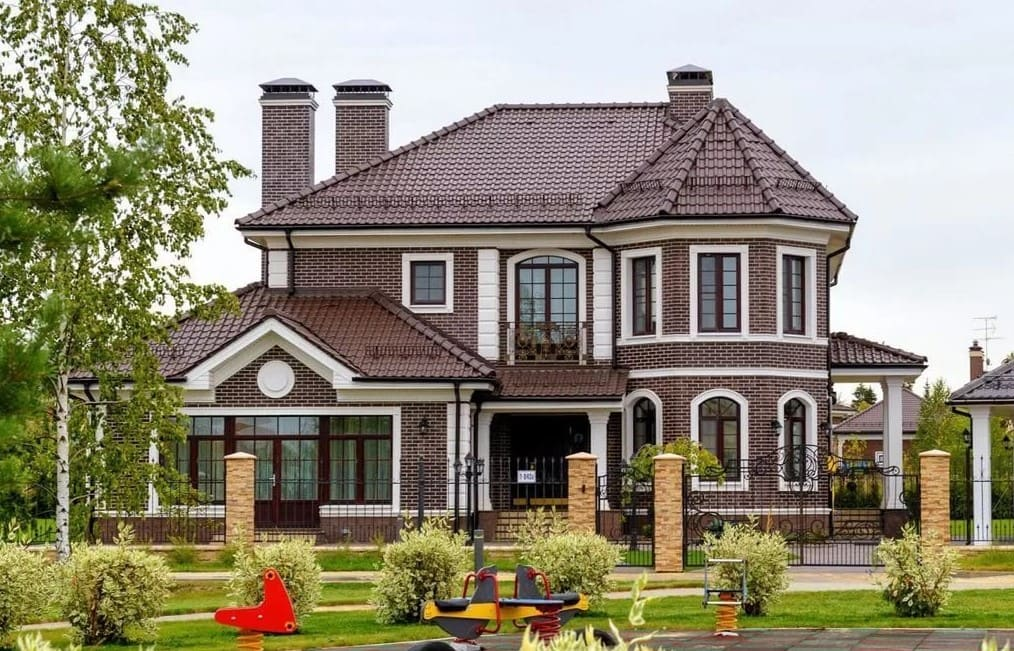 красивые дома фото - 08