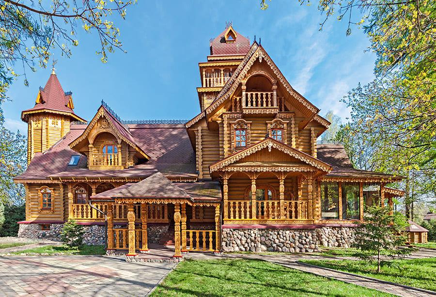 красивые дома фото - 15