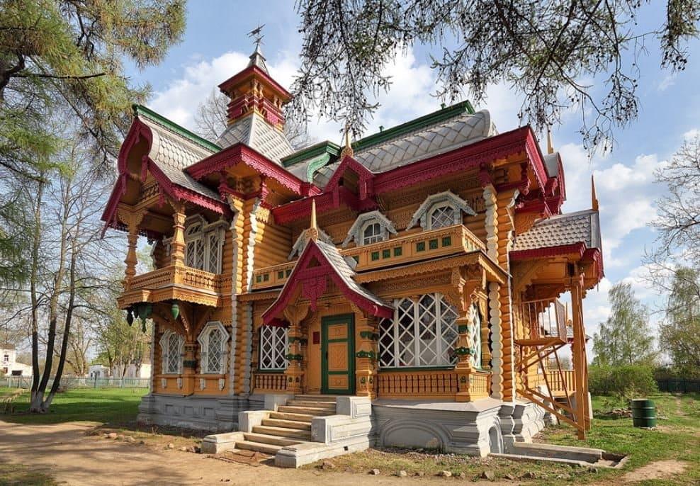 красивые дома фото - 16
