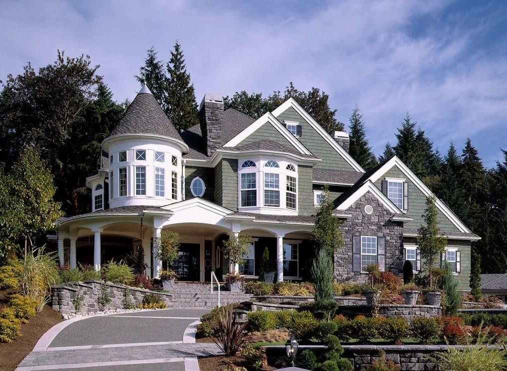 красивые дома фото - 35