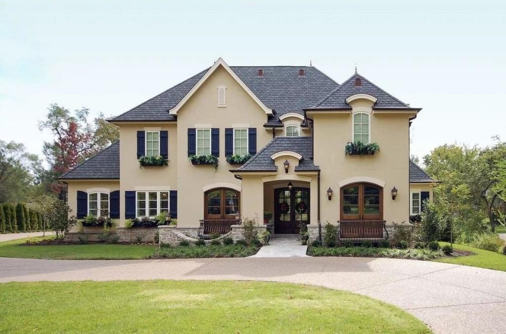 красивые дома фото - 36