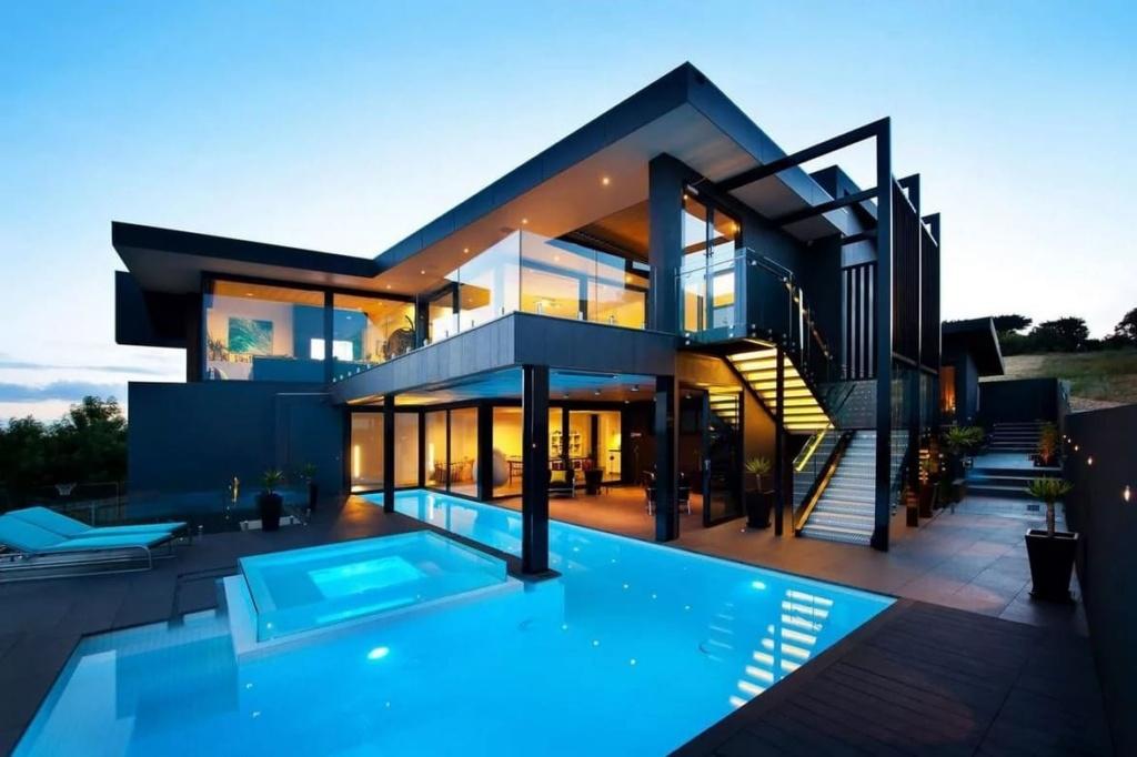 красивые дома фото - 43