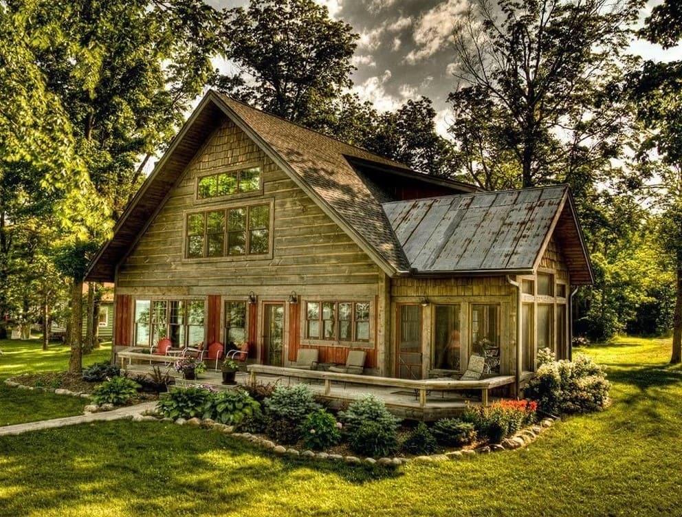 красивые дома фото - 74