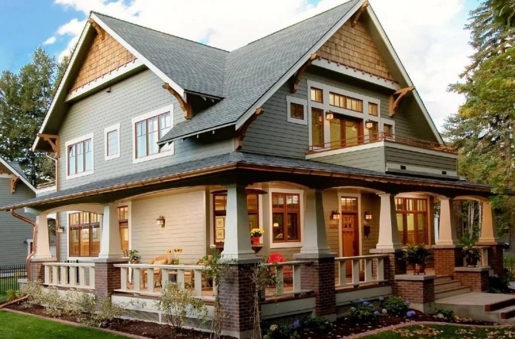 красивые дома фото - 82