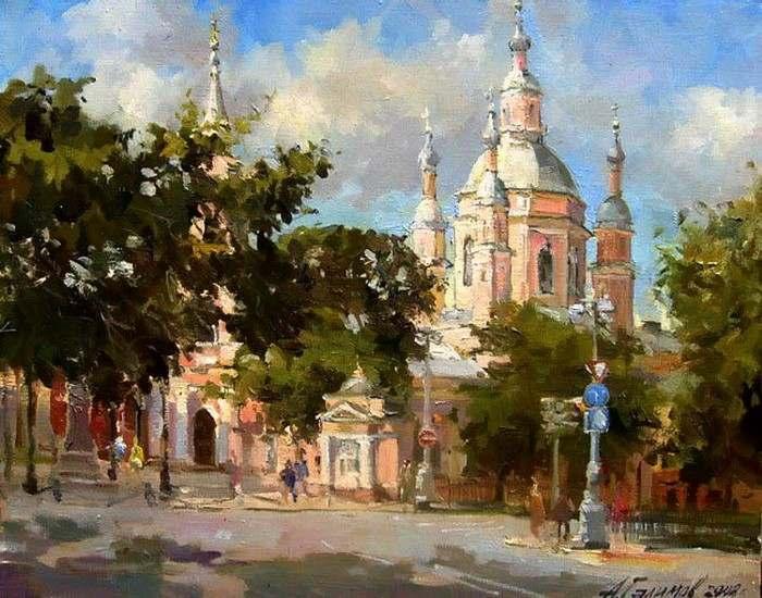 художник Азат Галимов картины – 12