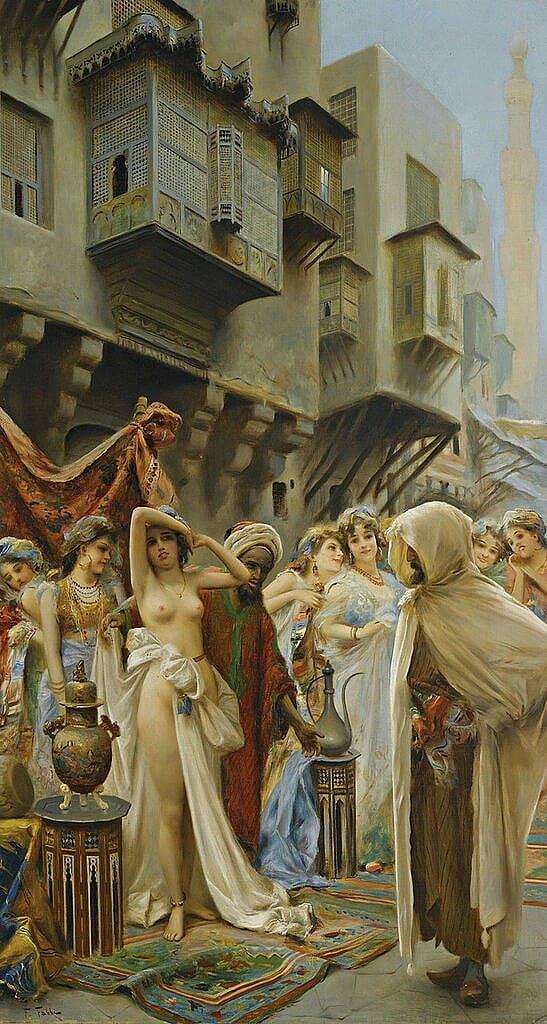 художник Eduard Ansen-Hofmann (Эдуард Ансен-Хофманн) картины – 23