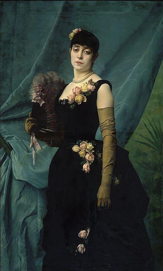 художник Гюстав Буланже (Gustave Boulanger) картины – 14